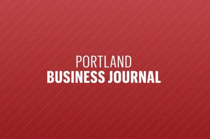 Porland Business Journal newsroom logo